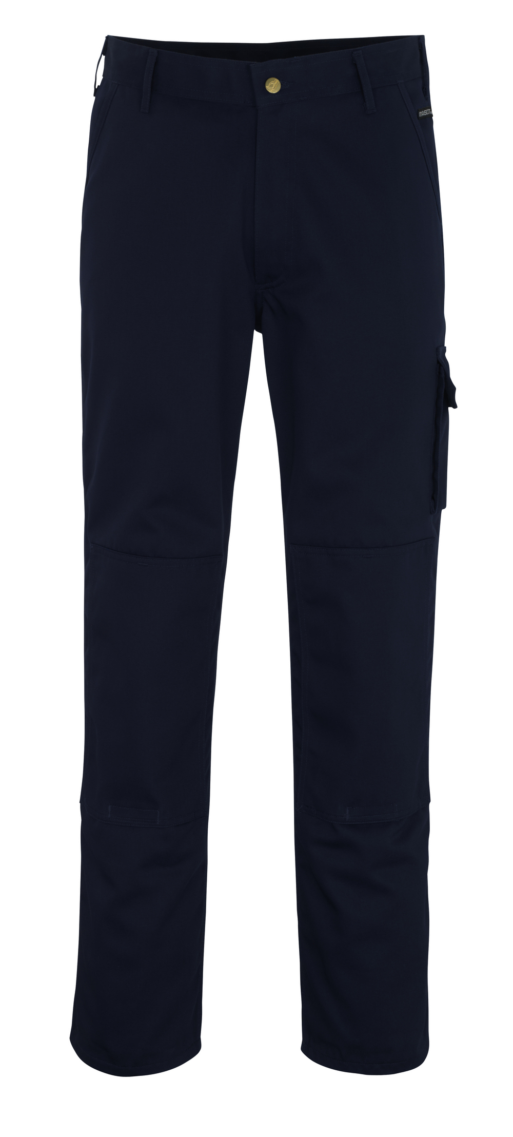 00279-430-01 Trousers with kneepad pockets - navy