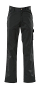 00299-430-09 Trousers with thigh pockets - black