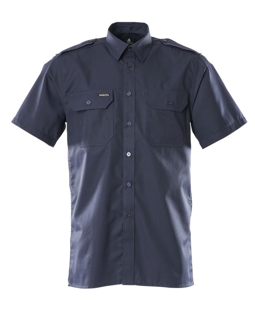 00503-230-01 Shirt, short-sleeved - navy