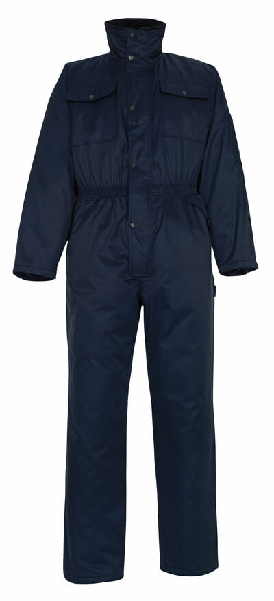 00517-620-01 Winter Boilersuit - navy