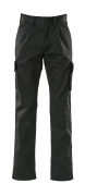 00773-430-09 Trousers with thigh pockets - black