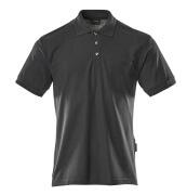 00783-260-010 Polo Shirt with chest pocket - dark navy
