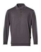 00785-280-888 Polo Sweatshirt - anthracite