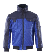 00920-620-1101 Pilot Jacket - royal/navy