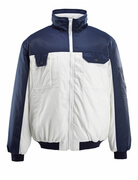 00922-620-61 Pilot Jacket - white/navy
