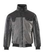 00922-620-8889 Pilot Jacket - anthracite/black