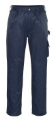 00979-620-01 Trousers with kneepad pockets - navy