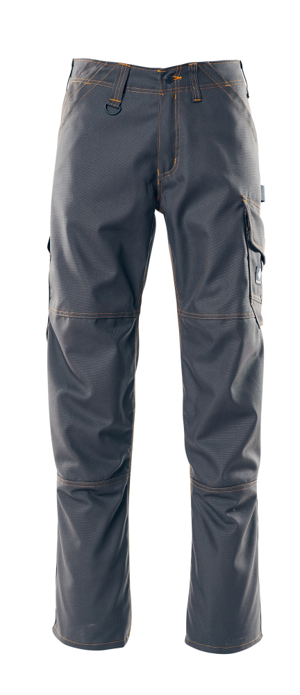 05279-010-010 Trousers with thigh pockets - dark navy