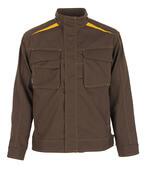 06109-010-50 Jacket - dark brown