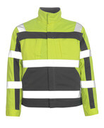 07109-470-17888 Jacket - hi-vis yellow/anthracite