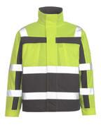 07123-126-17888 Pilot Jacket - hi-vis yellow/anthracite