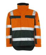07223-880-1403 Winter Jacket - hi-vis orange/green