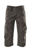 09249-154-18 ¾ Length Trousers - dark anthracite