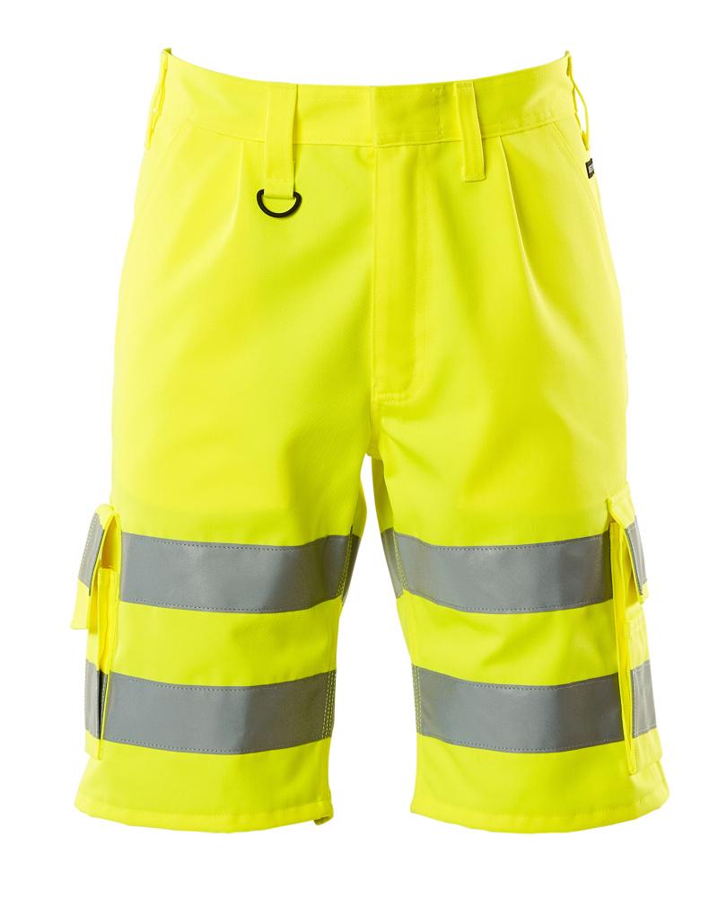 10049-470-17 Shorts - hi-vis yellow