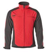 12002-149-0209 Softshell Jacket - red/black