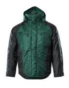 12035-211-0309 Winter Jacket - green/black