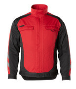 12209-442-0209 Jacket - red/black