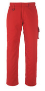 13579-442-02 Trousers with thigh pockets - red