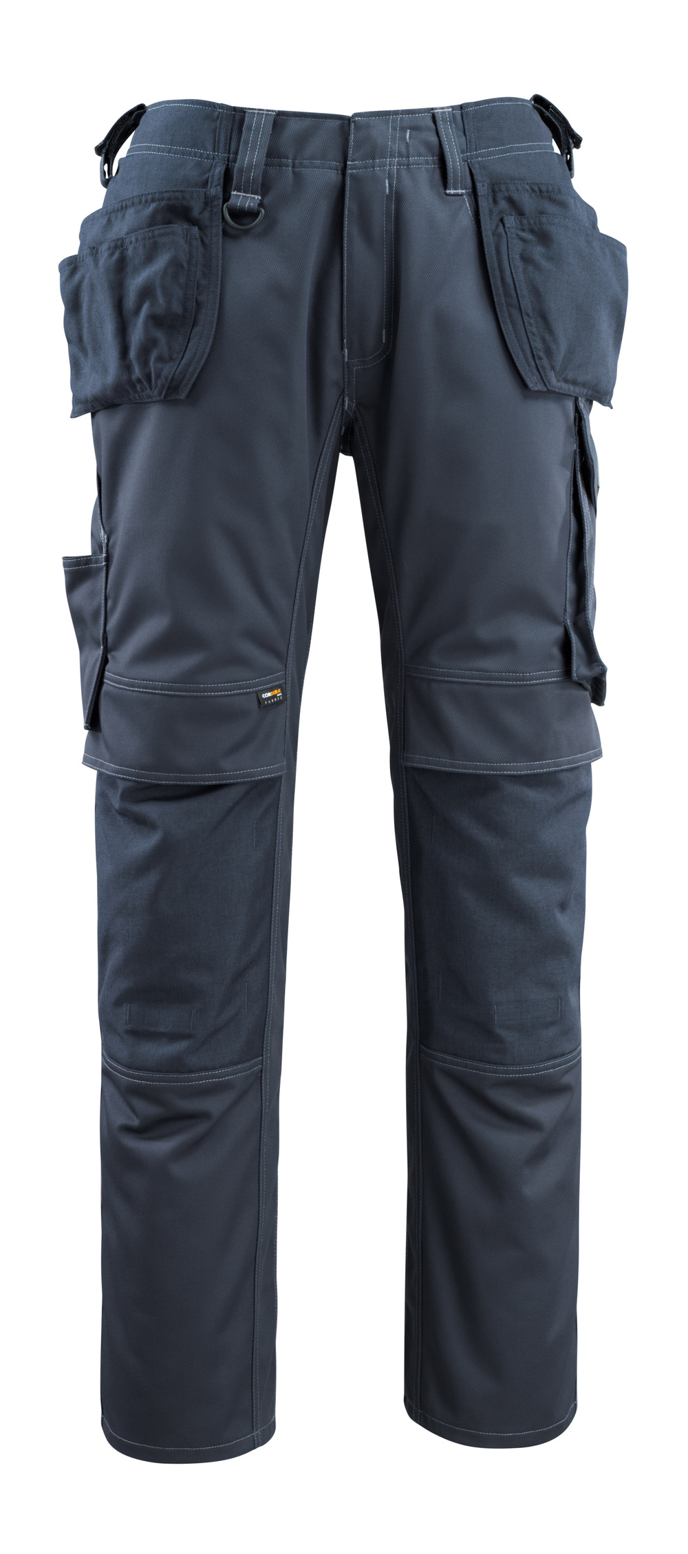 14131-203-010 Trousers with kneepad pockets and holster pockets - dark navy