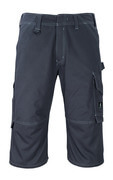 14549-630-010 Shorts, long - dark navy