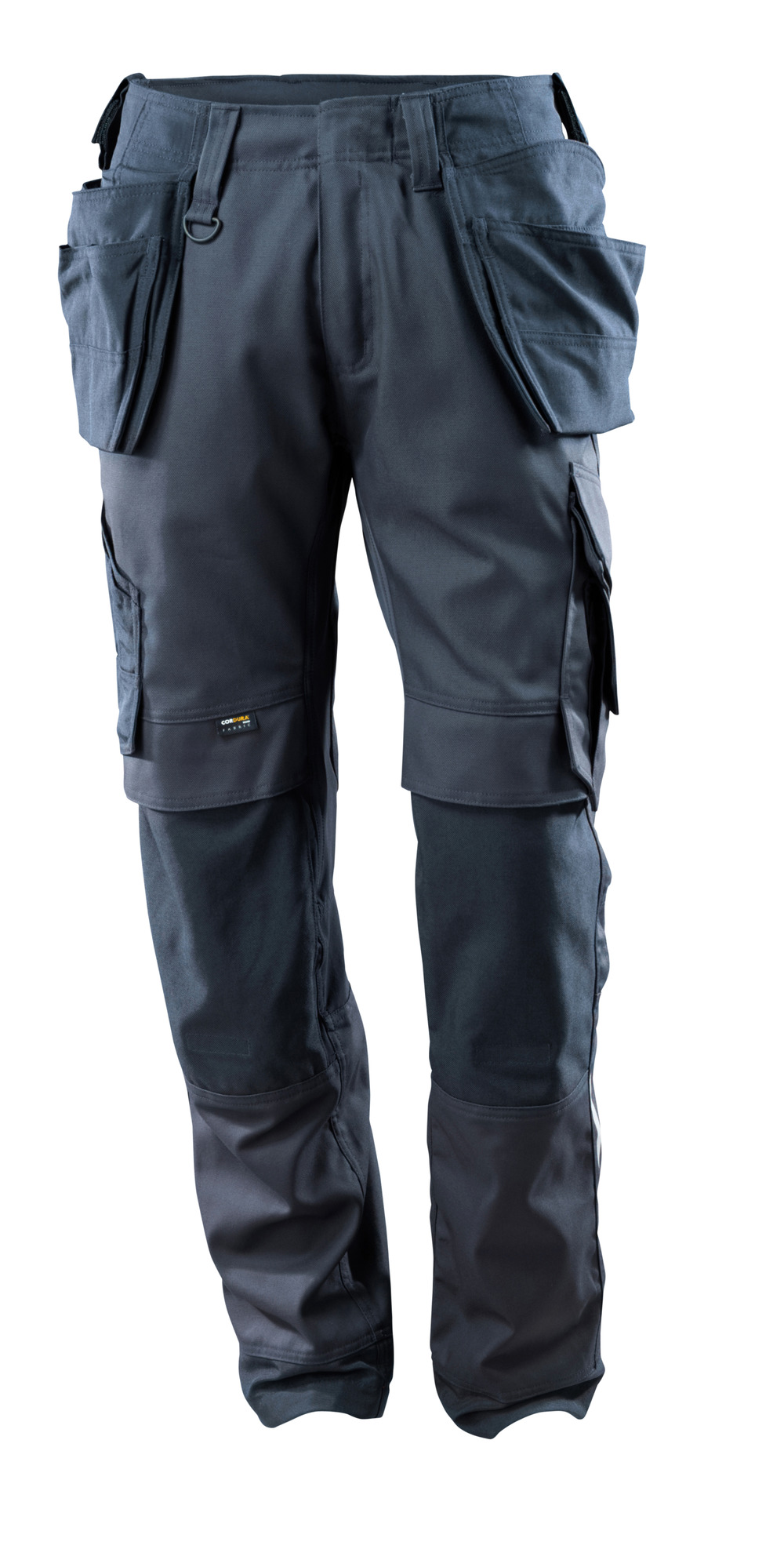 15031-010-010 Trousers with kneepad pockets and holster pockets - dark navy