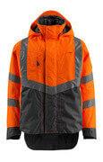 15501-231-1418 Outer Shell Jacket - hi-vis orange/dark anthracite