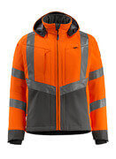15502-246-1418 Softshell Jacket - hi-vis orange/dark anthracite