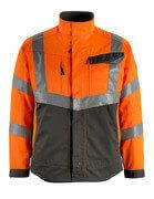 15509-860-1418 Jacket - hi-vis orange/dark anthracite