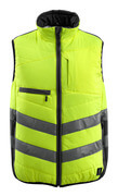 15565-249-1709 Winter Gilet - hi-vis yellow/black