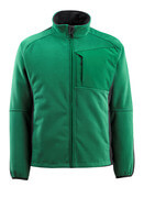 15603-259-0309 Fleece Jacket - green/black