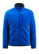 15603-259-11010 Fleece Jacket - royal/dark navy