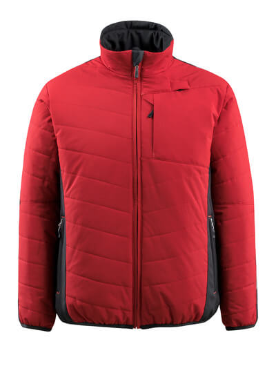 15615-249-0209 Thermal Jacket - red/black