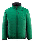 15615-249-0309 Thermal Jacket - green/black