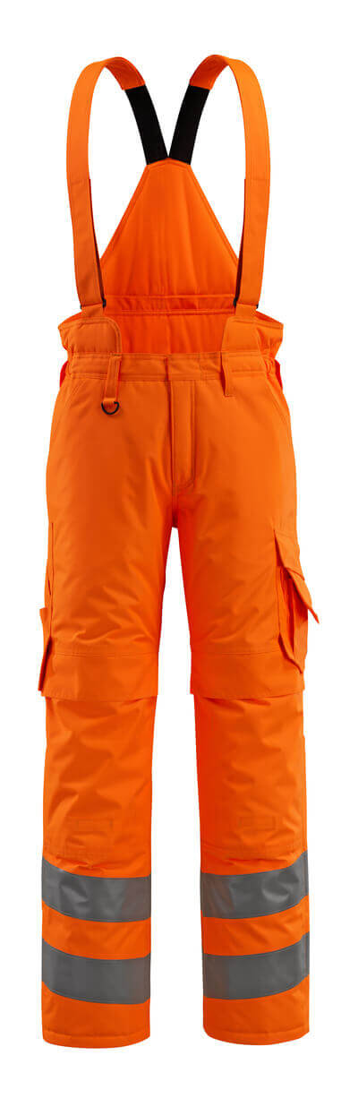 15690-231-14 Winter Trousers - hi-vis orange