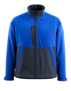 15702-253-11010 Softshell Jacket - royal/dark navy