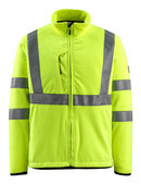 15903-270-17 Fleece Jacket - hi-vis yellow