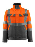 15909-948-1418 Jacket - hi-vis orange/dark anthracite