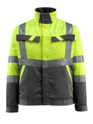 15909-948-1718 Jacket - hi-vis yellow/dark anthracite
