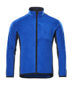 16003-302-11010 Fleece Jacket - royal/dark navy