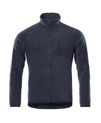 16103-302-010 Fleece Jacket - dark navy