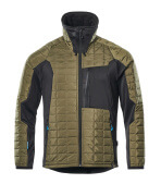 17115-318-3309 Jacket - moss green/black