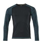 17281-944-010 T-shirt, long-sleeved - dark navy