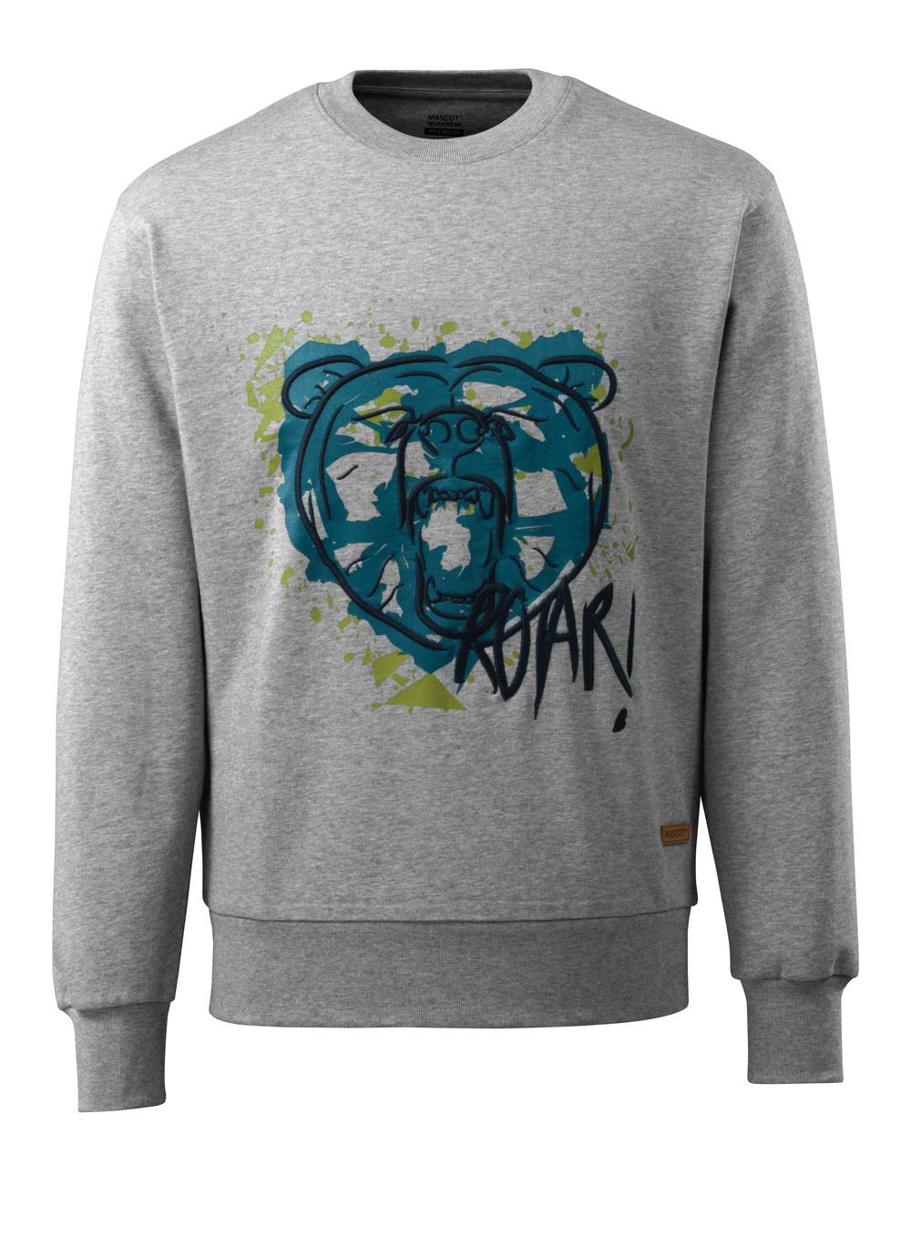 17284-280-08 Sweatshirt - grey