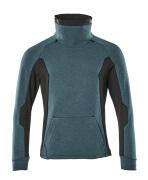 17584-319-4409 Sweatshirt - dark petroleum/black