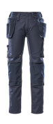 17731-442-010 Trousers with holster pockets - dark navy