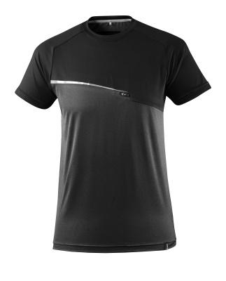 17782-945-09 T-shirt - black