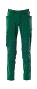 18079-511-03 Trousers with kneepad pockets - green