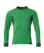 18384-962-33303 Sweatshirt - grass green/green