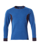 18384-962-01091 Sweatshirt - dark navy/azure blue