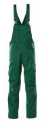 18569-442-03 Bib & Brace with kneepad pockets - green